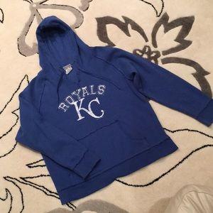 Other - KC Royals sweatshirt hoodie